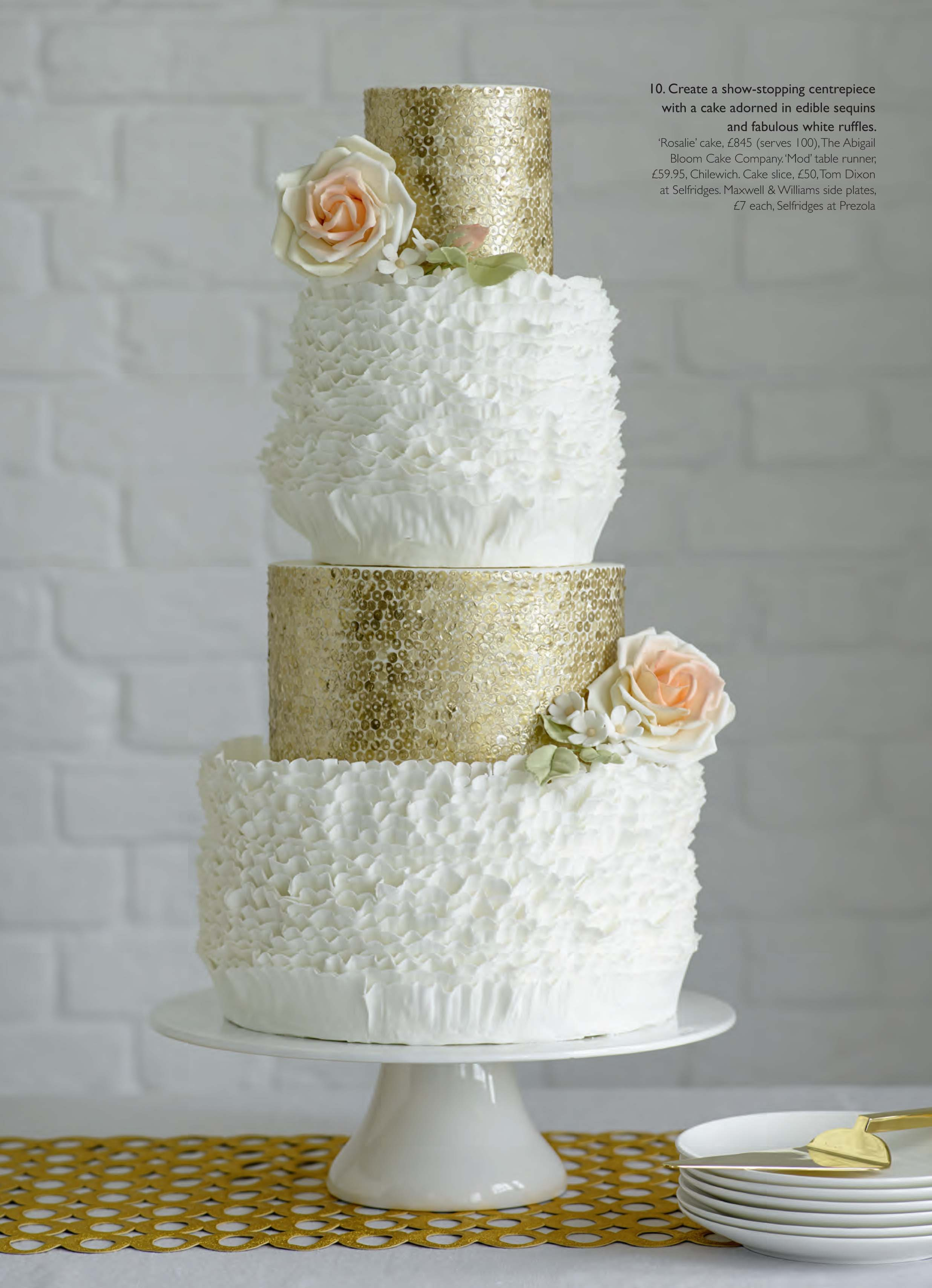 munity News Anges de Sucre featured in Wedding