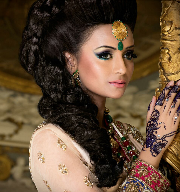 Heena-H Make Up