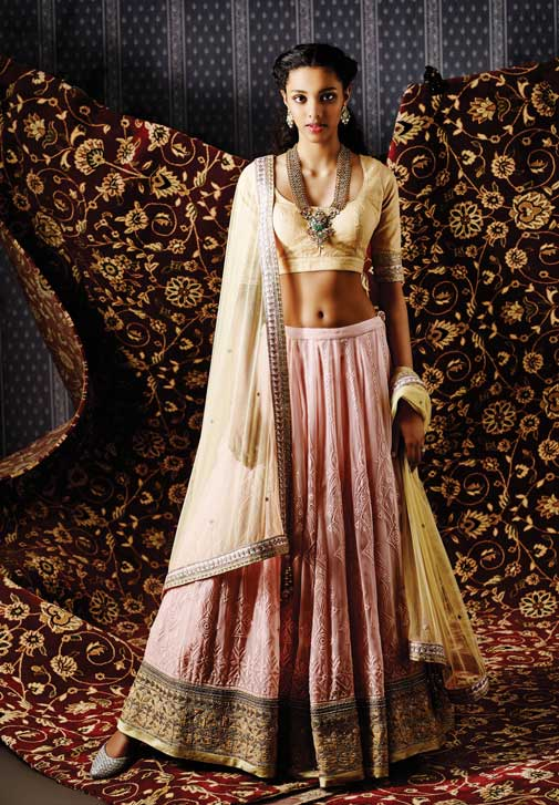 anita dongree lehnga - website