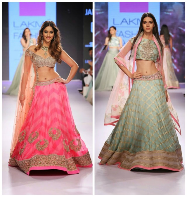 Anushree Reddy collage 1