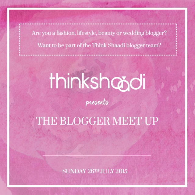 Calling all fashion, beauty, lifestyle and wedding bloggers!